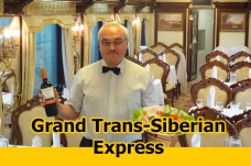 Package Grand Trans Siberian Train